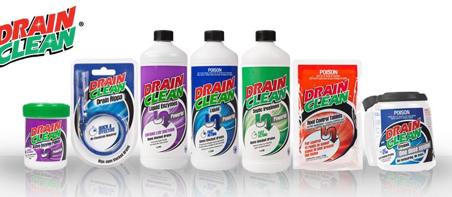 Drain Clean Range