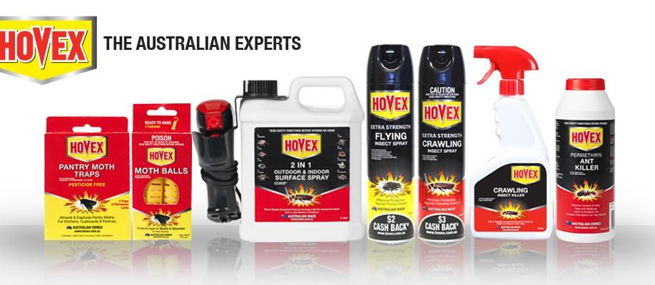 Hovex Range